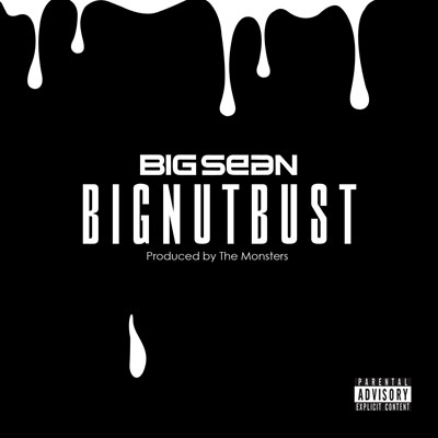 Big Nut Bust Cover