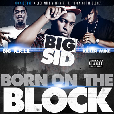 Born On The Block Cover