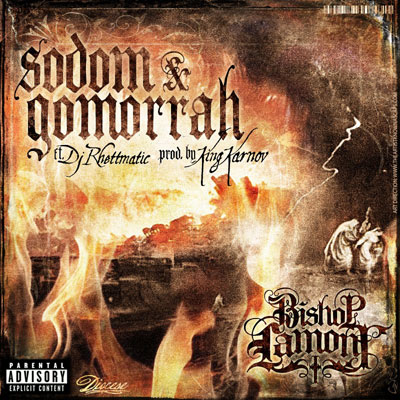 Sodom and Gomorrah Cover
