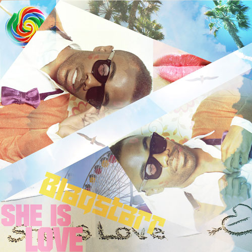 She Is Love Cover