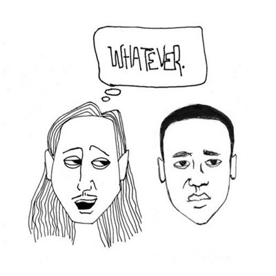 Blended Babies ft. Asher Roth & Buddy - Sayin Whatever Artwork