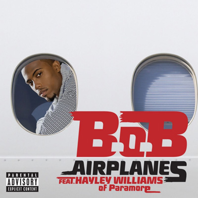 B.o.B. ft Hayley Williams (of Paramore) - Airplanes Artwork