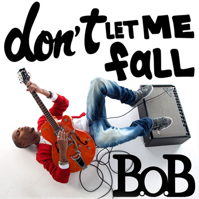 Don't Let Me Fall Promo Photo