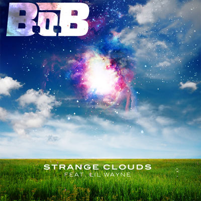 Strange Clouds Cover