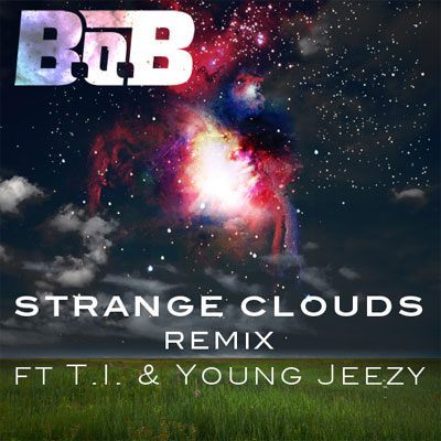 Strange Clouds (Remix) Promo Photo