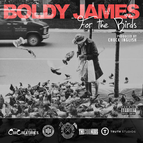 For The Birds Cover