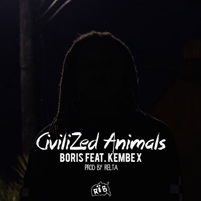 Civilized Animals Cover