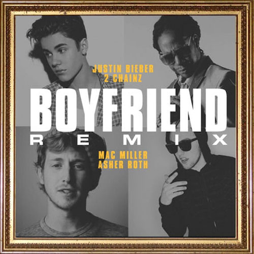 Boyfriend (Remix) Promo Photo