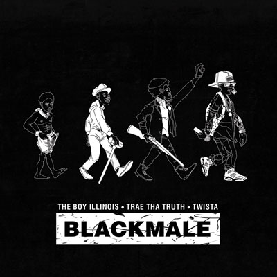 BlackMale Cover