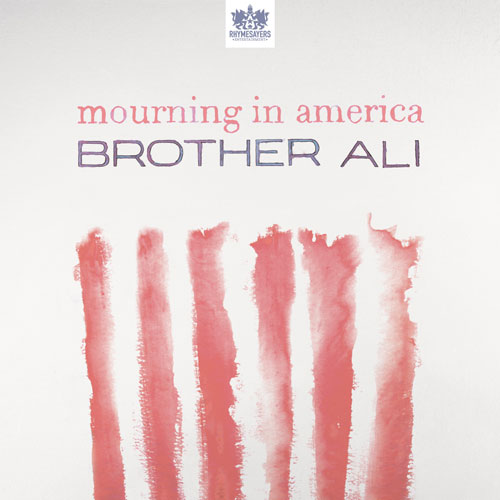 Mourning in America Cover