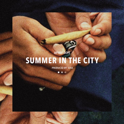 Summer in the City Cover