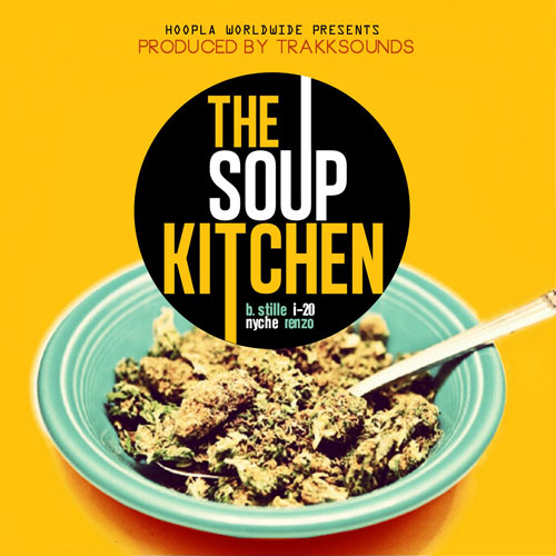 The Soup Kitchen Cover
