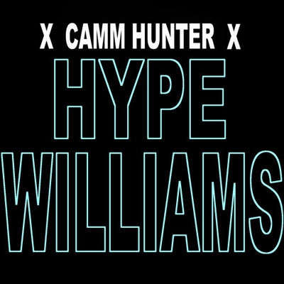 Camm Hunter - Hype Williams Artwork