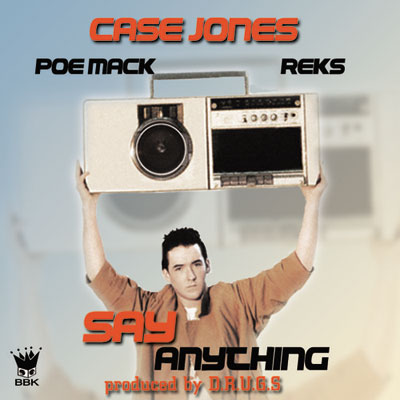 Say Anything Cover
