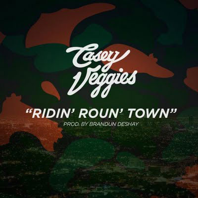 Ridin' Roun Town Cover