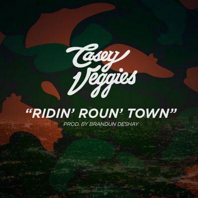 Ridin' Roun Town Cover