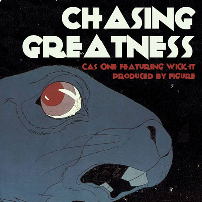 Chasing Greatness Cover