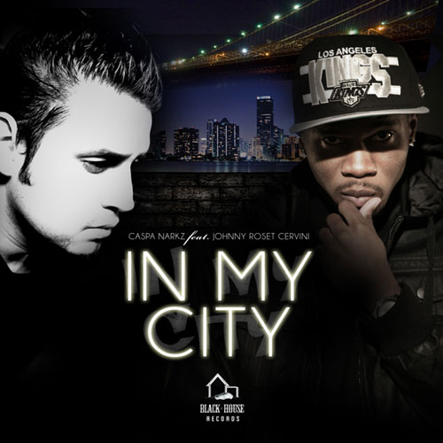 In My City Cover