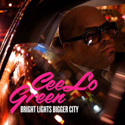 Bright Lights, Bigger City Cover