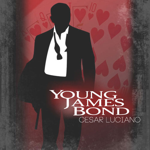 Young James Bond Cover