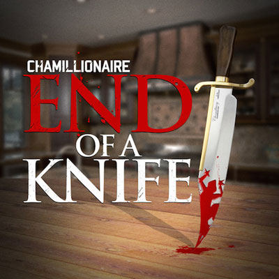 End of a Knife Cover