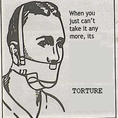 Torture Cover