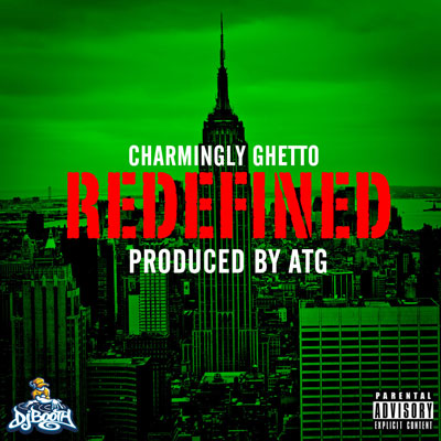 Redefined Cover