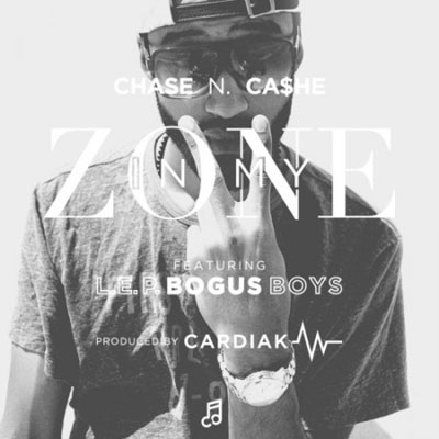In My Zone Cover