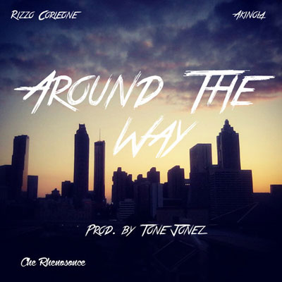 Around the Way Cover