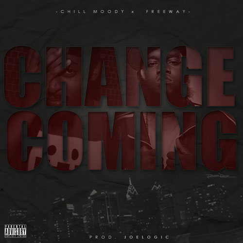 Change Coming  Cover