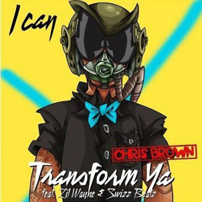 I Can Transform Ya Cover