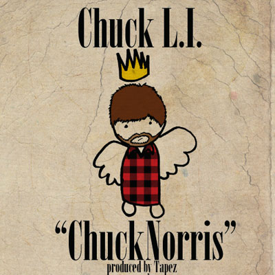 Chuck Norris Cover