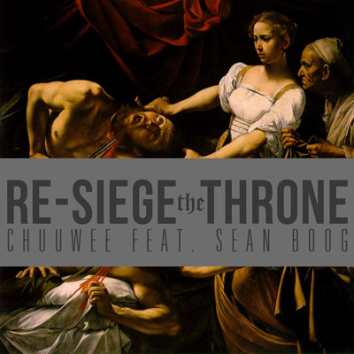 Re-Siege the Throne Cover