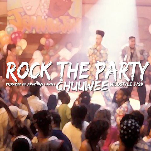 Rock the Party Cover