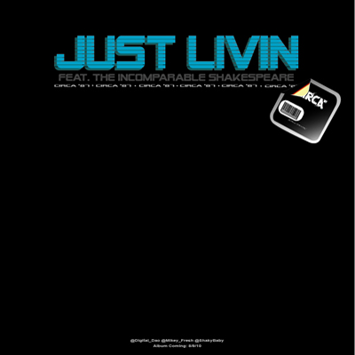 Just Livin' Cover