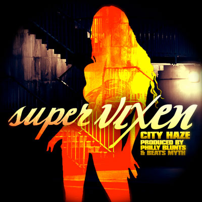 Super Vixen Cover