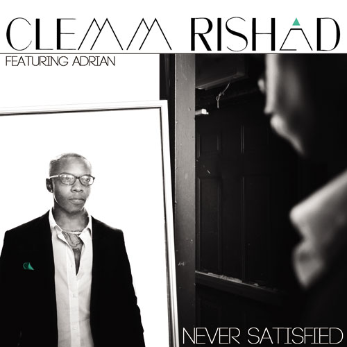 Never Satisfied Cover