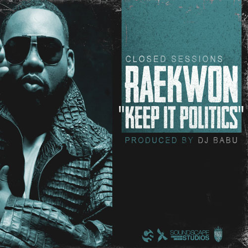 Keep It Politics Cover