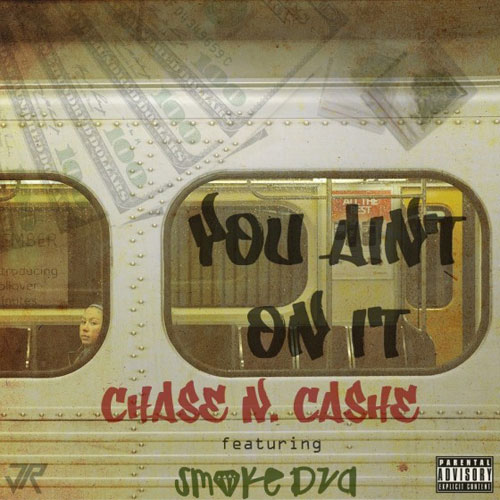 You Ain't on It Cover