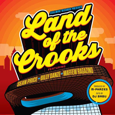 Land of the Crooks  Cover