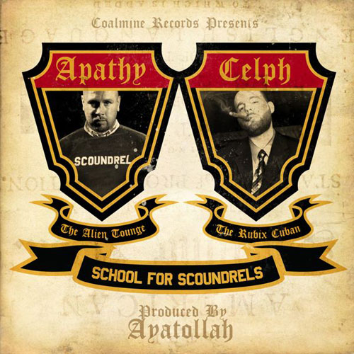 School for Scoundrels Cover