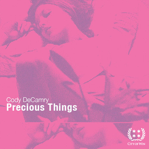 Precious Things Cover