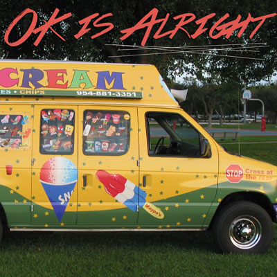 OK is Alright Cover