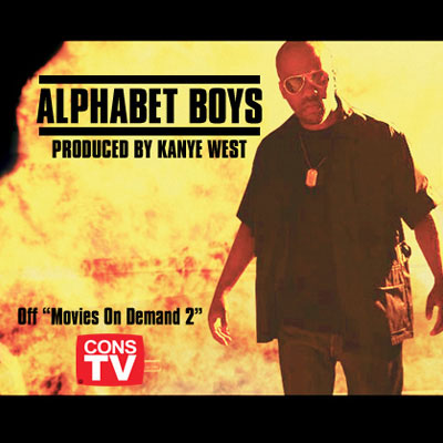 Alphabet Boys Cover
