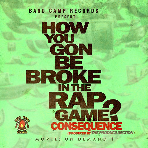 How You Gon Be Broke In The Rap Game? Cover