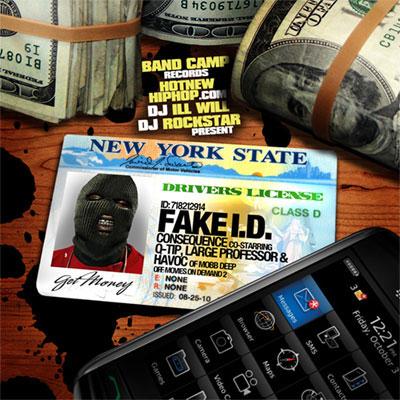 Fake I.D. Cover