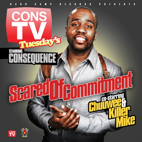 Scared of Commitment Cover