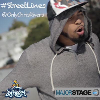 Chris Rivers - #StreetLines Artwork