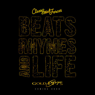 Beats x Rhymes x Life Cover
