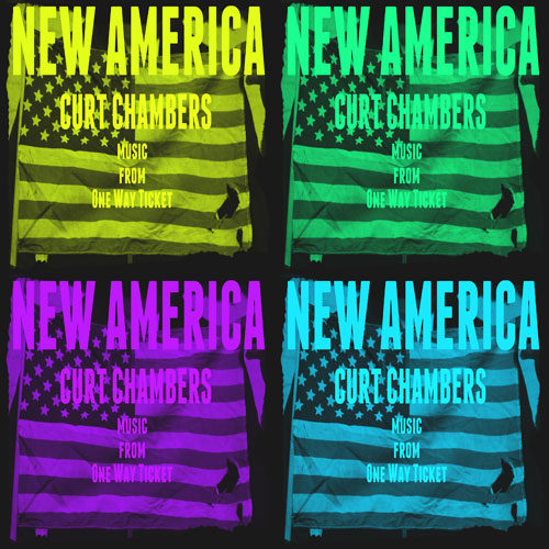 New America Cover